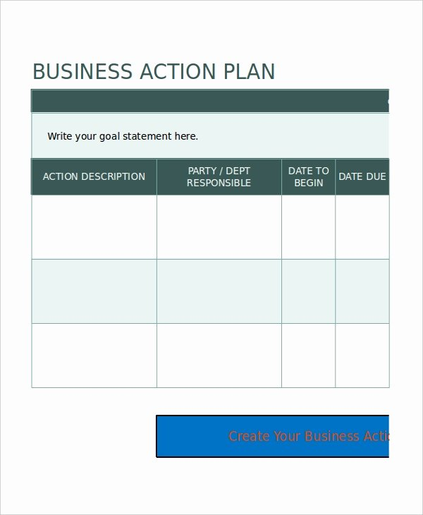 Business Plan Template Excel Beautiful Excel Business Plan Template 18 Free Excel Document