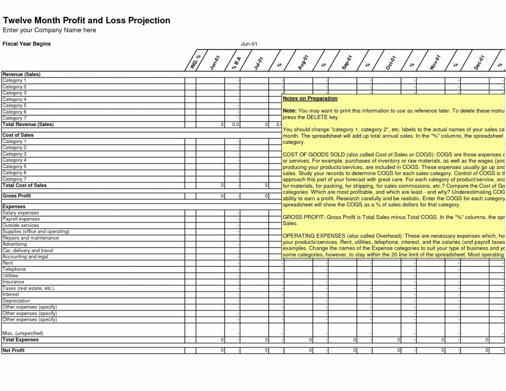 Business Plan Template Excel New Business Plan Spreadsheet Template Excel Google Spreadshee