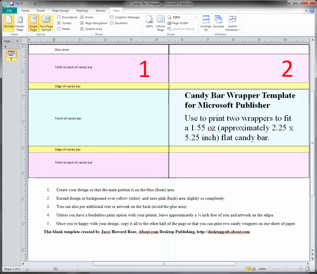 Candy Bar Wrapper Template Inspirational Resources for Making Special Occasion Candy Bar Wrappers