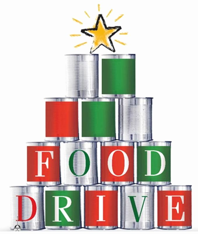 Canned Food Drive Flyer Best Of Holiday Food Drive Becuo