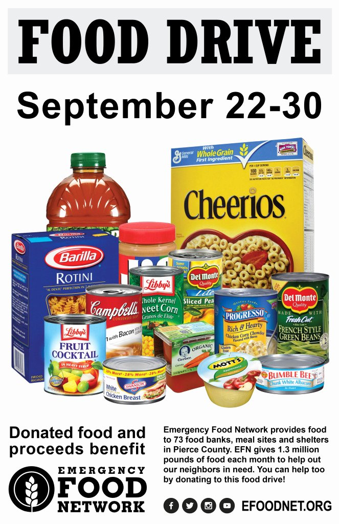 Canned Food Drive Flyer Elegant Food Drive tool Kit