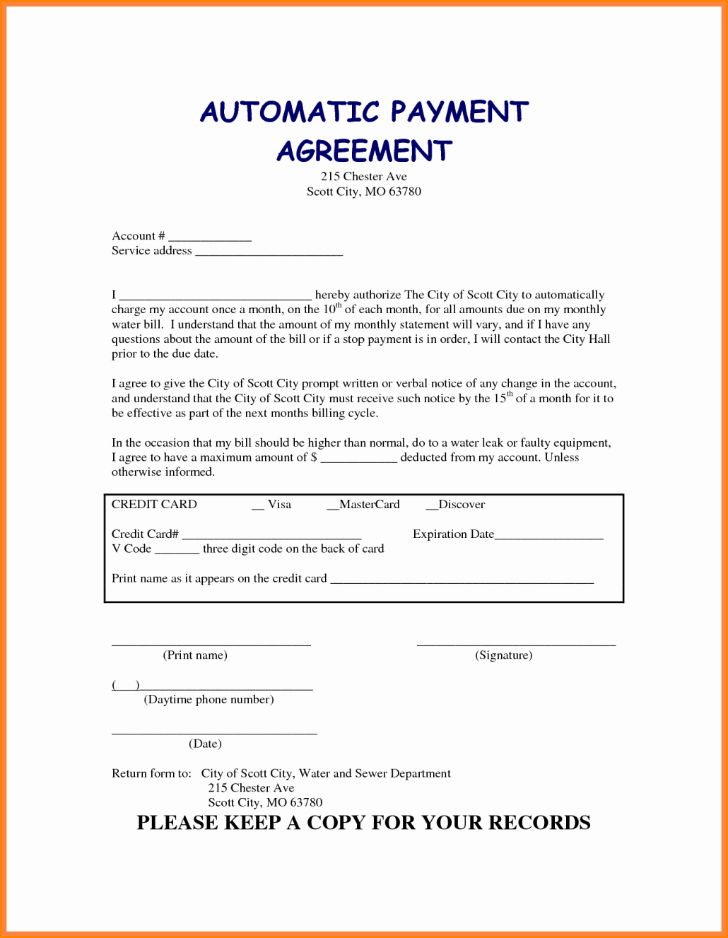 Car Sale Agreement Word Doc Inspirational 5 Taking Over Car Payments Contract