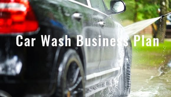 Car Wash Business Plan Elegant Car Wash Business Plan Template 10 Free Word Excel