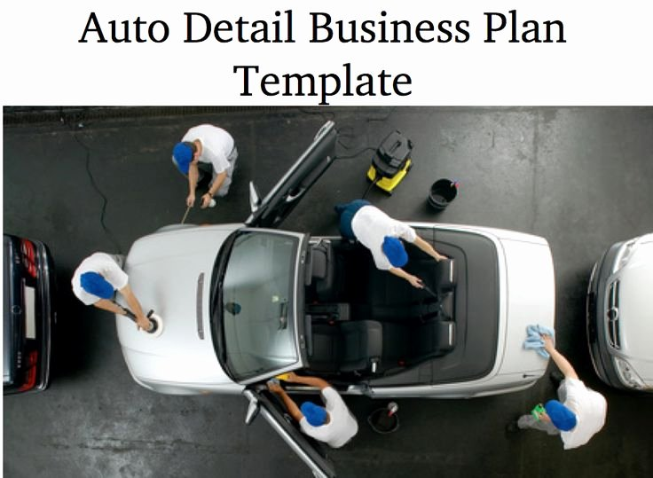 Car Wash Business Plan Elegant Car Wash Business Plan Template Physical Location