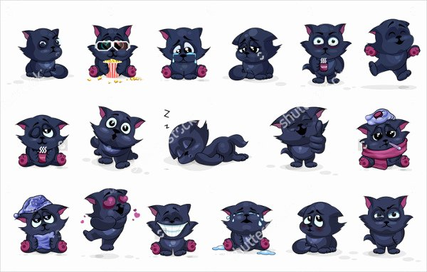 Cat Emoji Copy and Paste Elegant 21 Best Cat Emojis