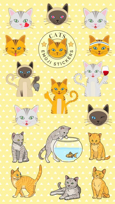 Cat Emoji Copy and Paste Luxury Cats Emoji Sticker Pack for Cat Lovers App Download
