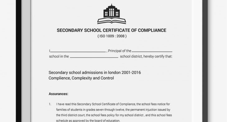 Certificate Of Compliance Template Lovely 10 Certificate Of Pliance Psd & Word Designs