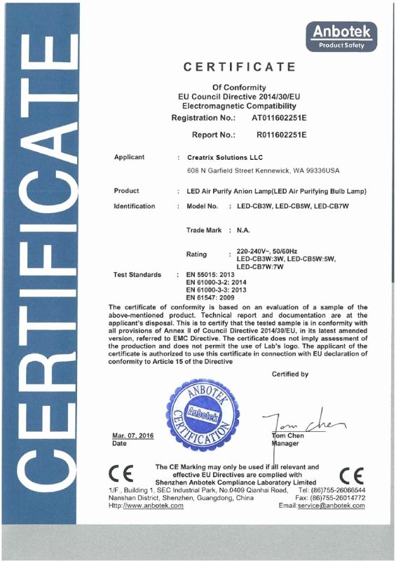 Certificate Of Compliance Template Luxury Certificate Pliance Template