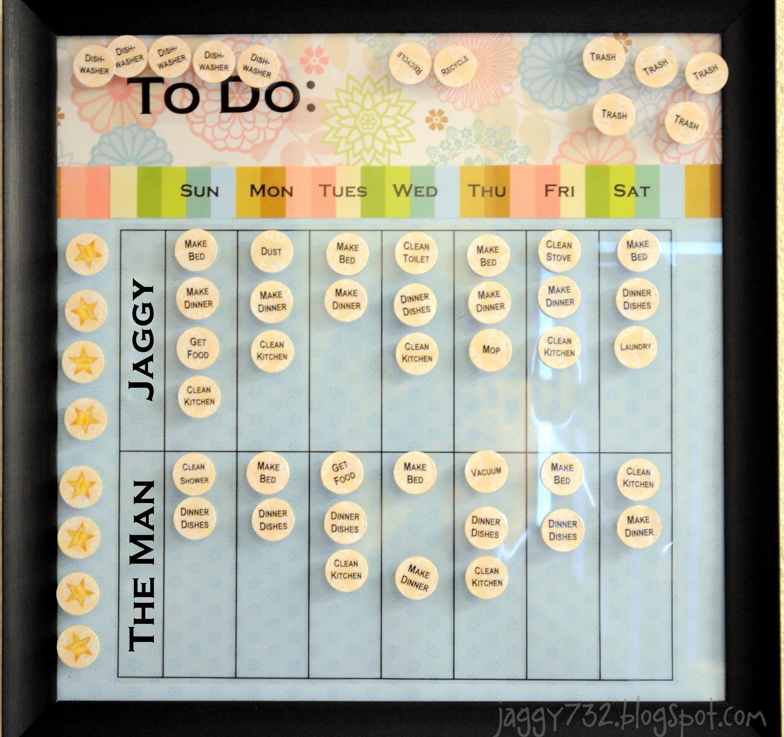 Chore List for Adults Elegant that forthright Girl Adult Chore Chart