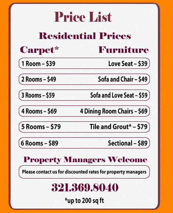Cleaning Services Price List Template Best Of House Cleaning Cost