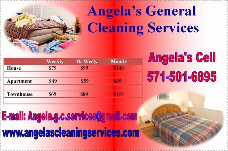 Cleaning Services Price List Template Lovely Cleaning Services Flyers Templates Free Google Search