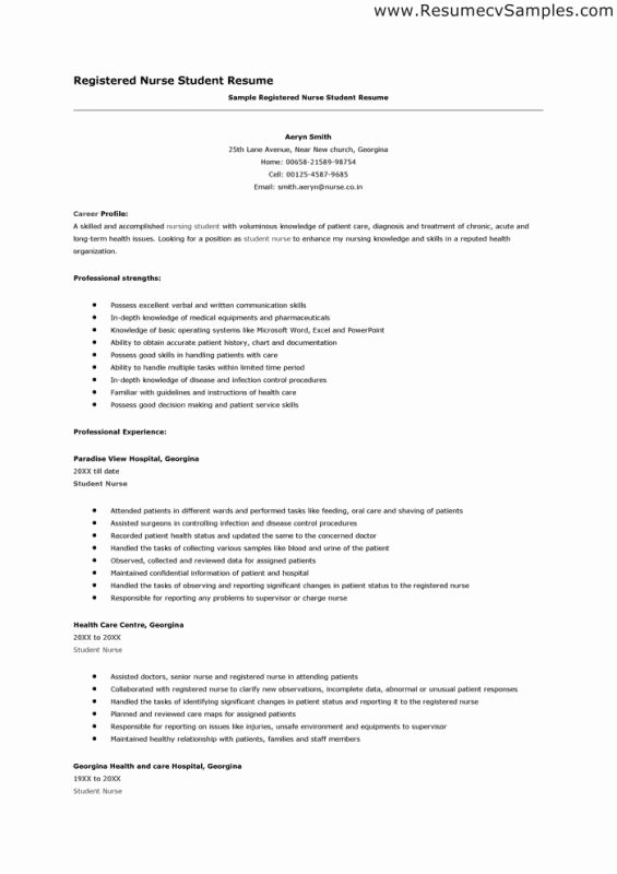 College Graduate Resume Template Best Of Recent College Graduate Resume Template