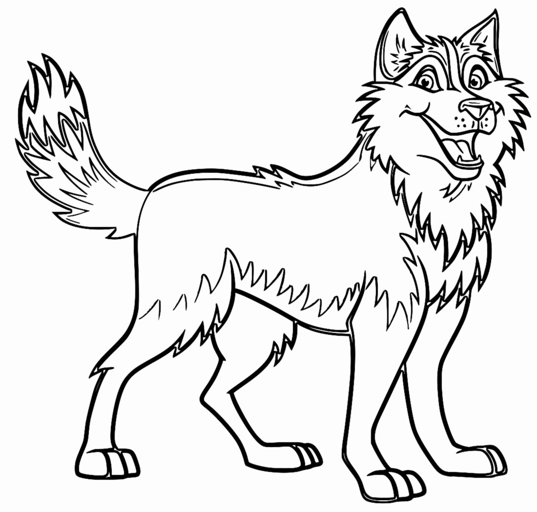 Coloring Pages Of Puppies Beautiful Husky Coloring Pages Best Coloring Pages for Kids