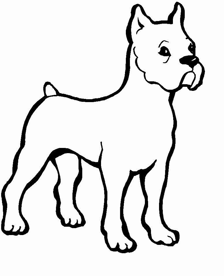 Coloring Pages Of Puppies Inspirational Free Printable Dog Coloring Pages for Kids