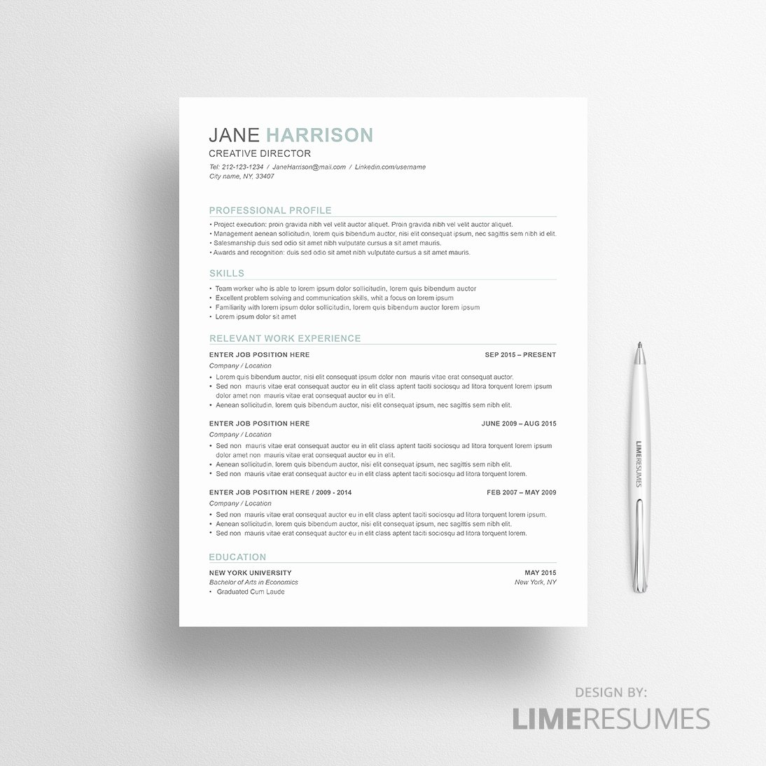 Combination Resume Template Word Elegant Bination Resume Template Bination Resume format