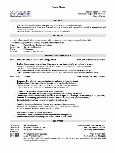 Combination Resume Template Word Inspirational top 25 Best Resume formats and Examples