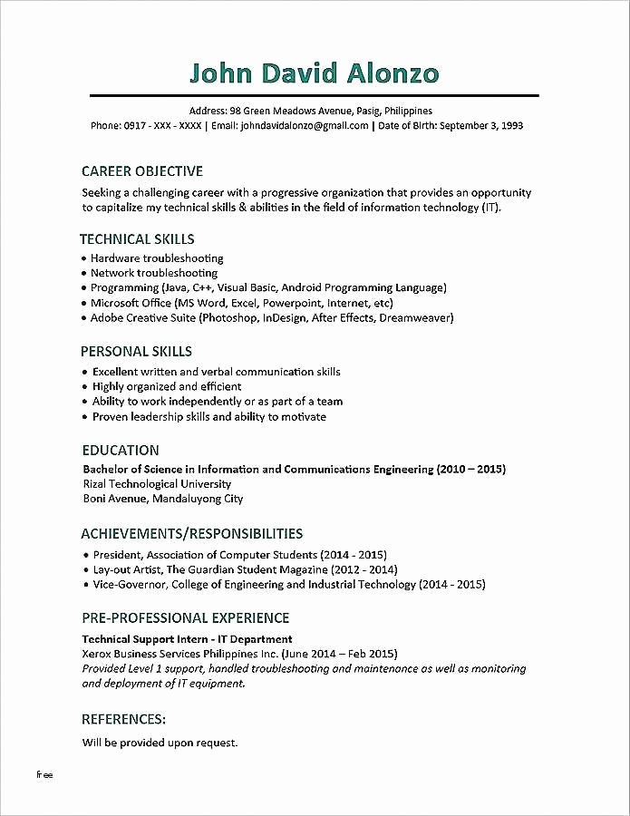 Combination Resume Template Word Unique 10 Lovely Letter A Font Maotme Life Maotme Life