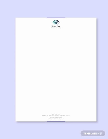 Company Letterhead Template Word Unique 32 Free Download Letterhead Templates In Microsoft Word