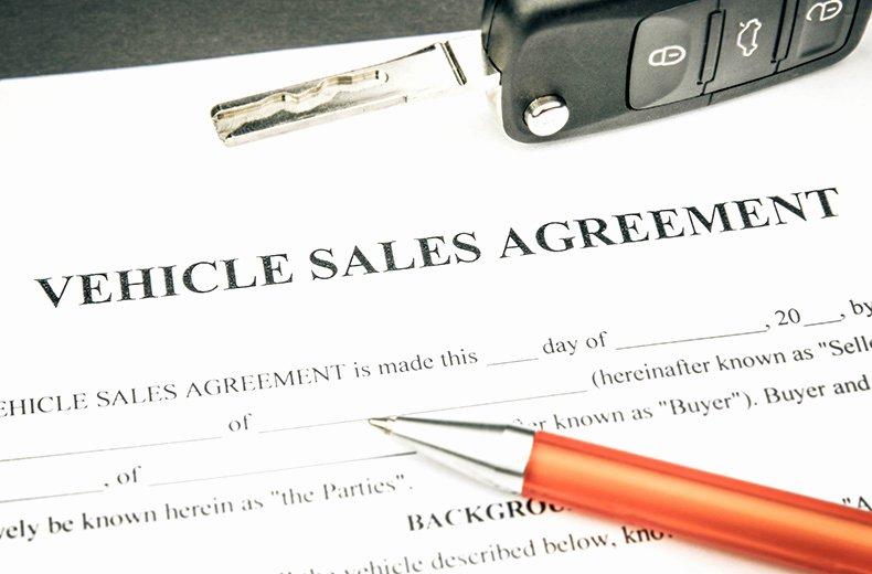 Contract for Selling A Car Luxury for Selling A Car How to Publish A Contract – the Medical