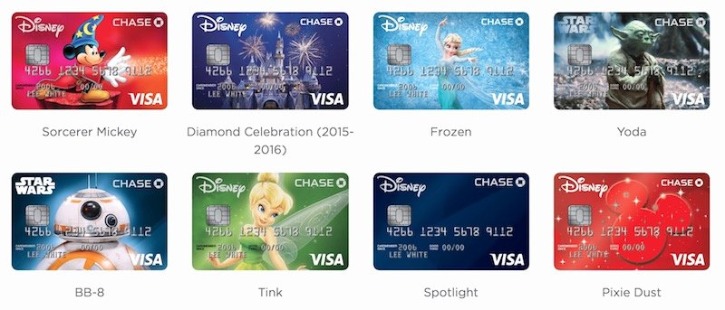 Cool Debit Card Designs Awesome Disney Chase Visa Credit Card Review 2018 Edition