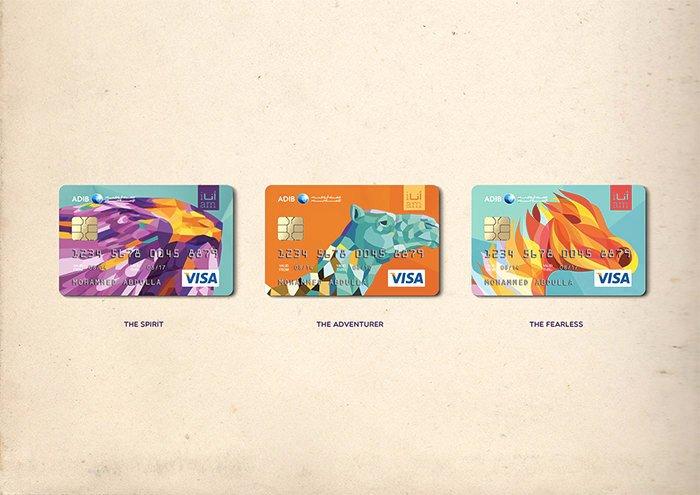 Cool Debit Card Designs Best Of 40 Creative and Beautiful Credit Card Designs Hongkiat