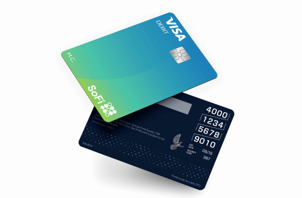 Cool Debit Card Designs Fresh are You Ready to Ditch Your Bank sofi is Betting Its