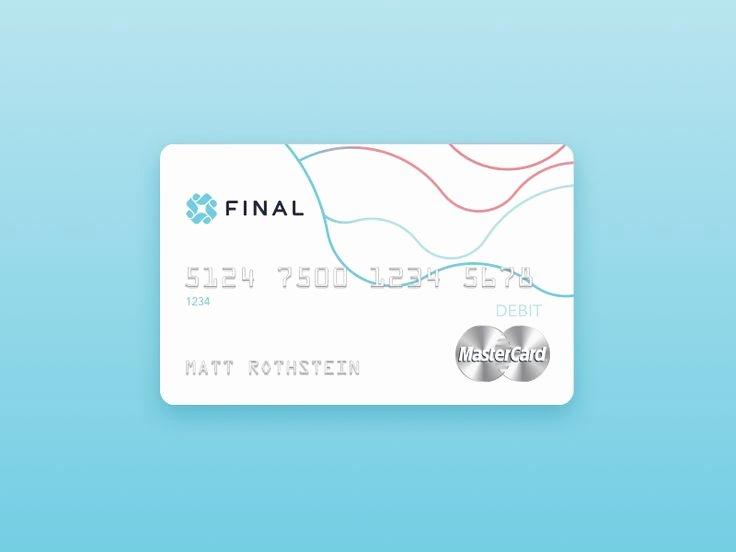 Cool Debit Card Designs Luxury 10 Best Tarjeta De Crédito Devlyn Images On Pinterest