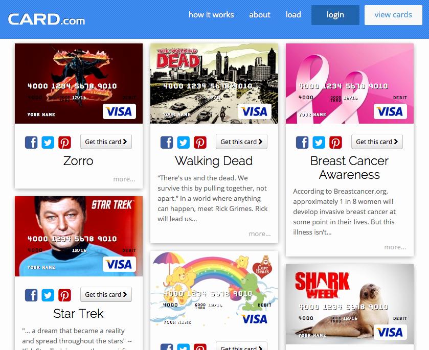 Cool Debit Card Designs Luxury Card Offers A Fun Prepaid Debit Card – the B Keeps Us