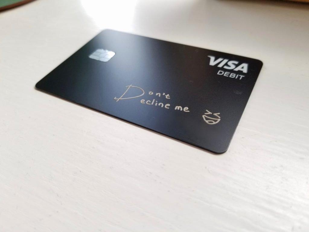 Cool Debit Card Designs New Venmo Vs Square Cash Consumer Impulse