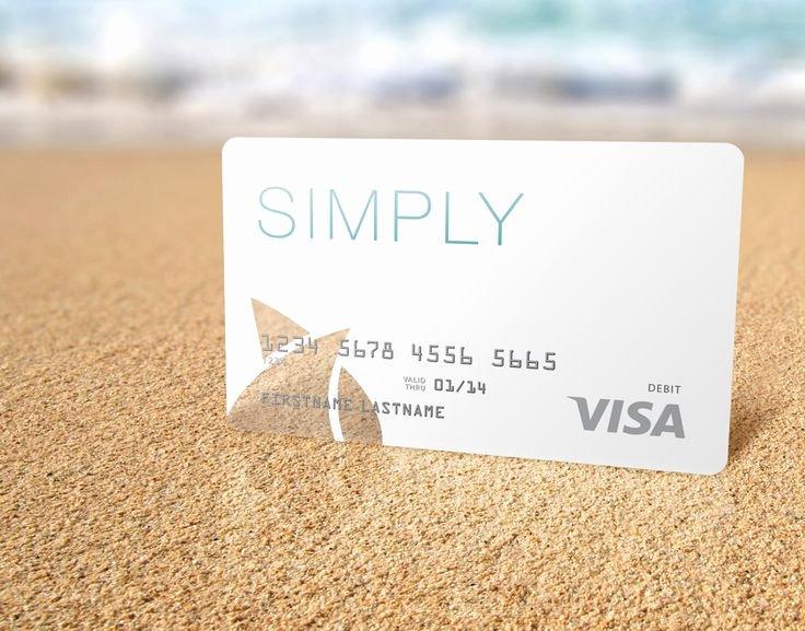 Cool Debit Card Designs Unique 31 Best Credit Card Design Images On Pinterest