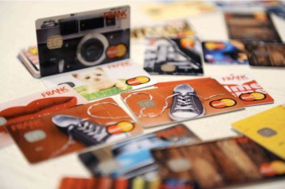 Cool Debit Card Designs Unique Your Point View Meet Frank Maybe the Coolest Bank Gen