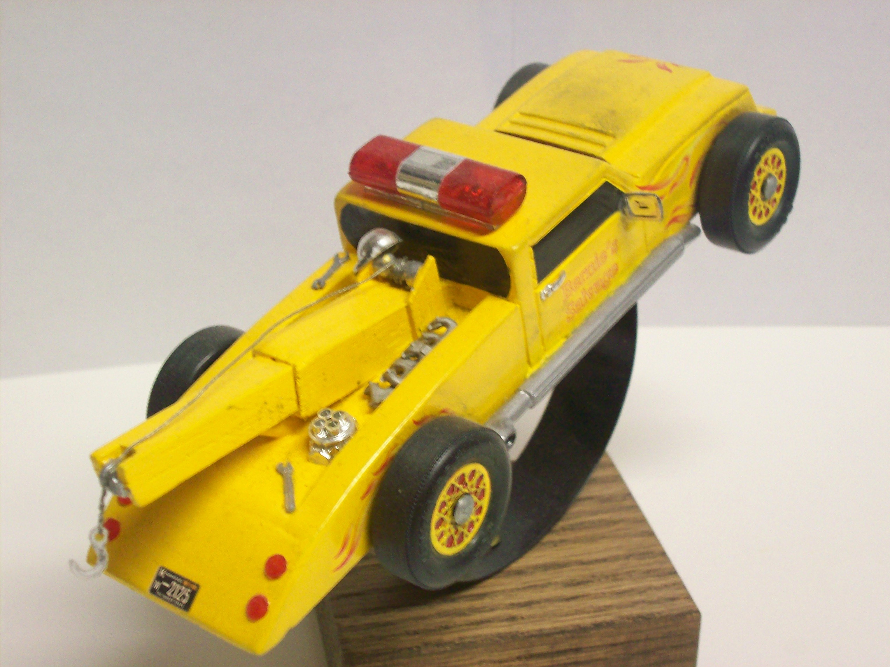 pinewood derby creations