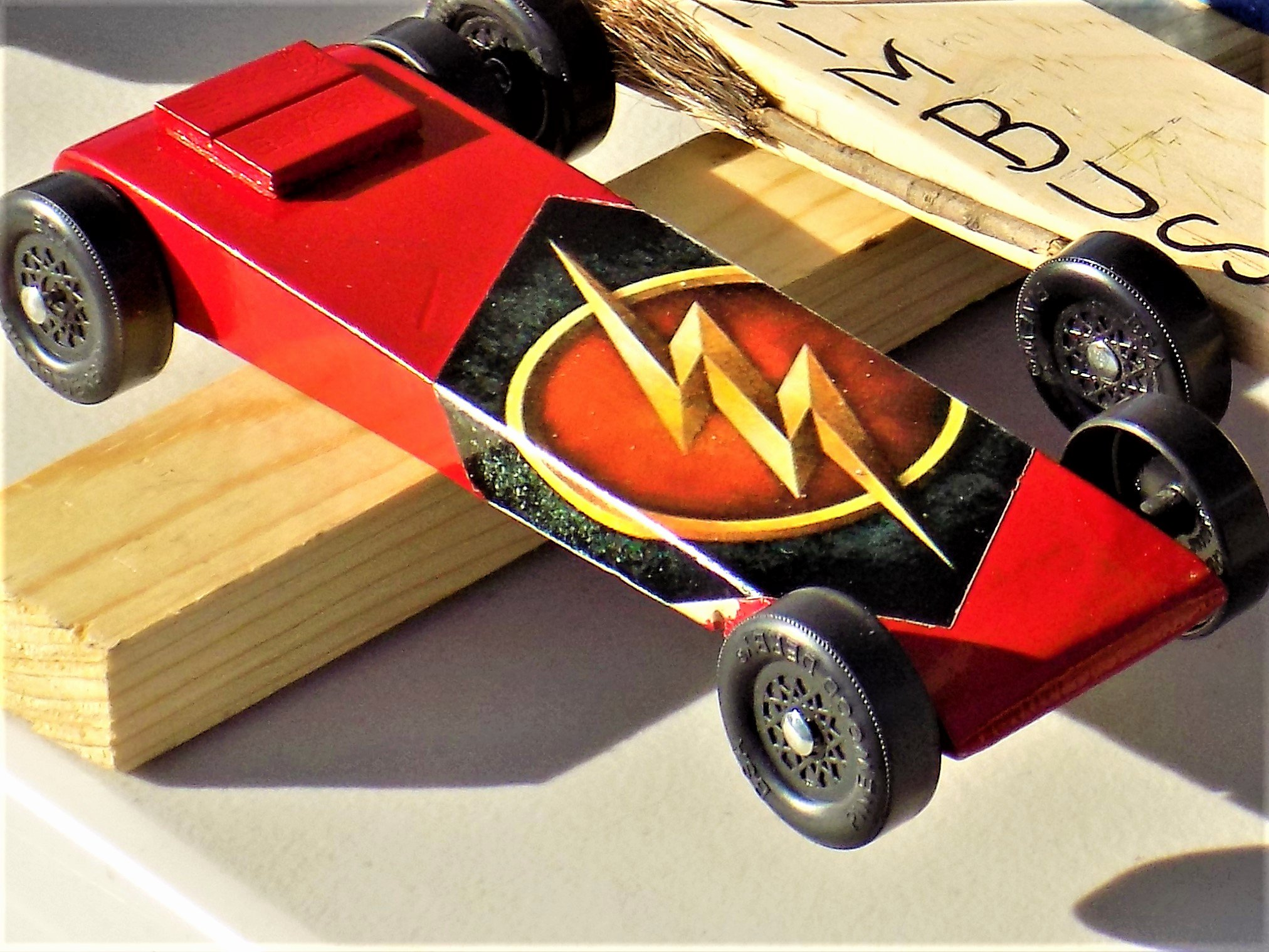 Cool Pinewood Derby Cars Fresh the Flash – Boys Life Magazine