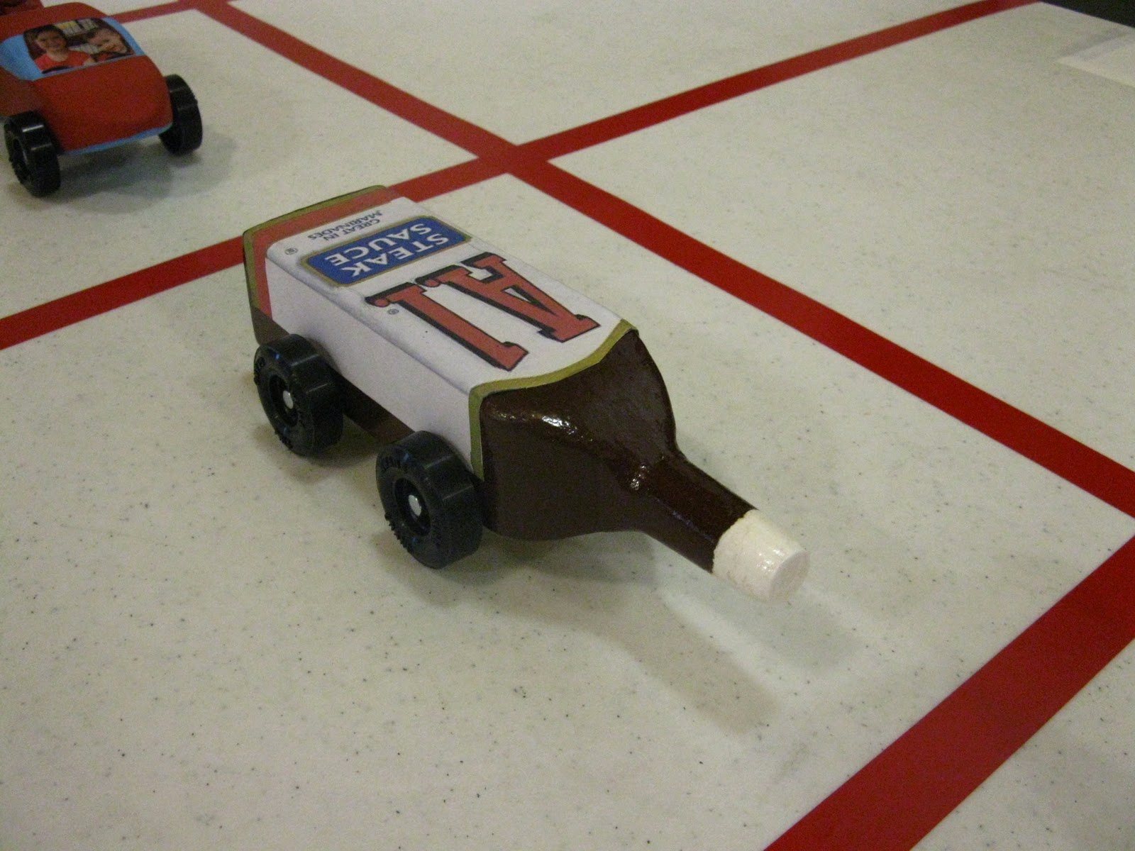 Cool Pinewood Derby Cars New Cool Pinewood Derby Cars 2011 Steak Sauce Car