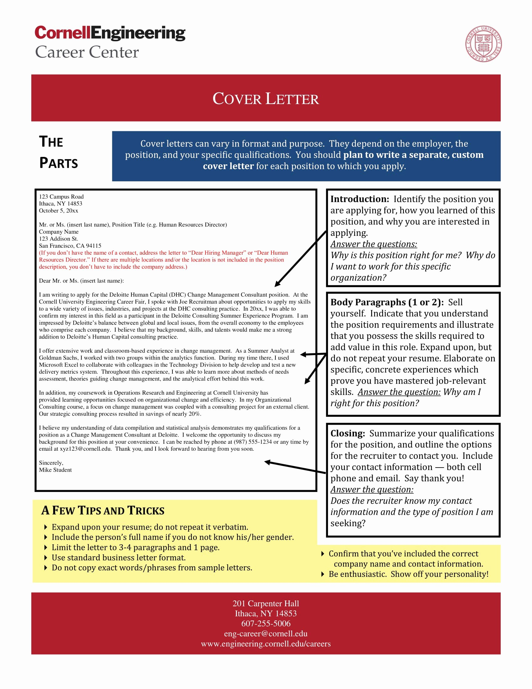 Cover Letter for Employment Unique 32 Best Sample Cover Letter Examples for Job Applicants