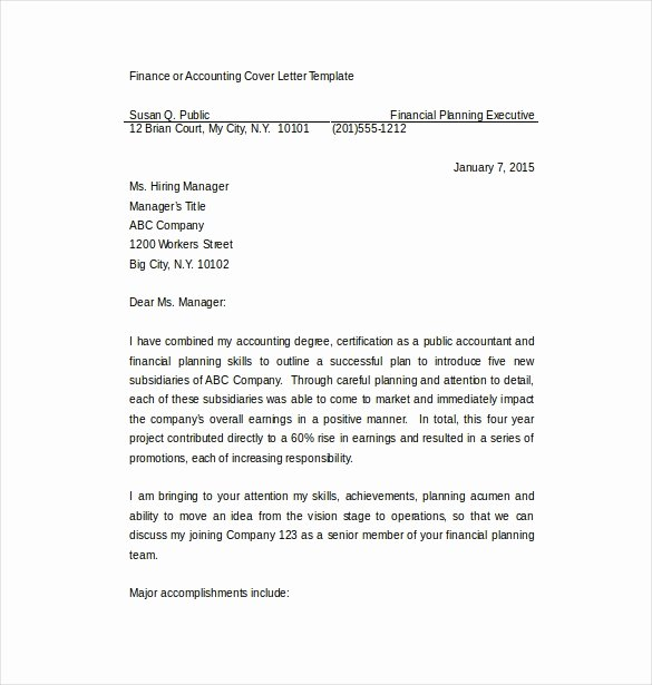Cover Letter for Internship Template Elegant 8 Job Cover Letter Templates Free Sample Example
