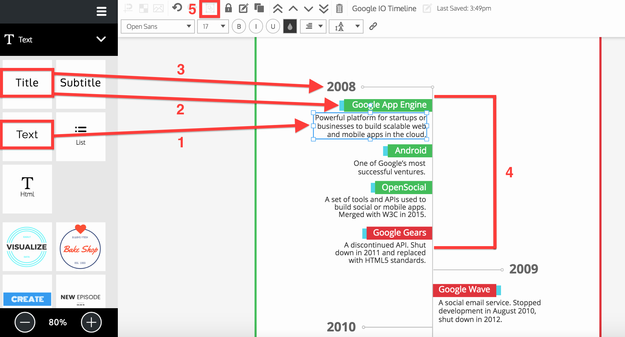 Create A Timeline In Word Best Of How to Create A Timeline Infographic In 6 Easy Steps