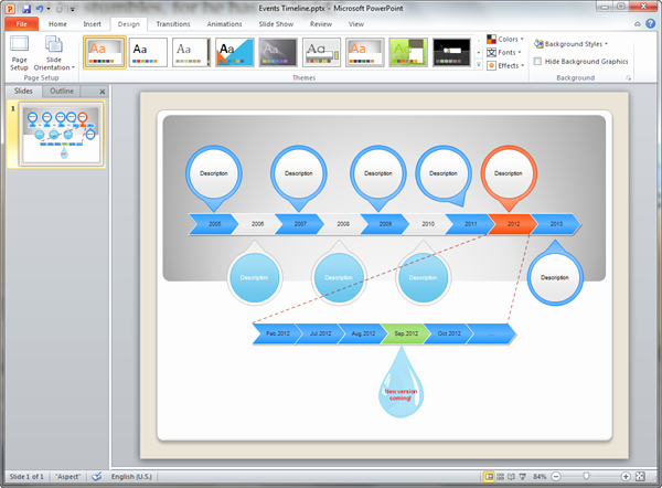 Create A Timeline In Word Best Of Timeline Templates for Powerpoint