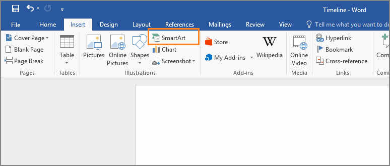 Create A Timeline In Word Lovely How to Create A Timeline In Microsoft Word