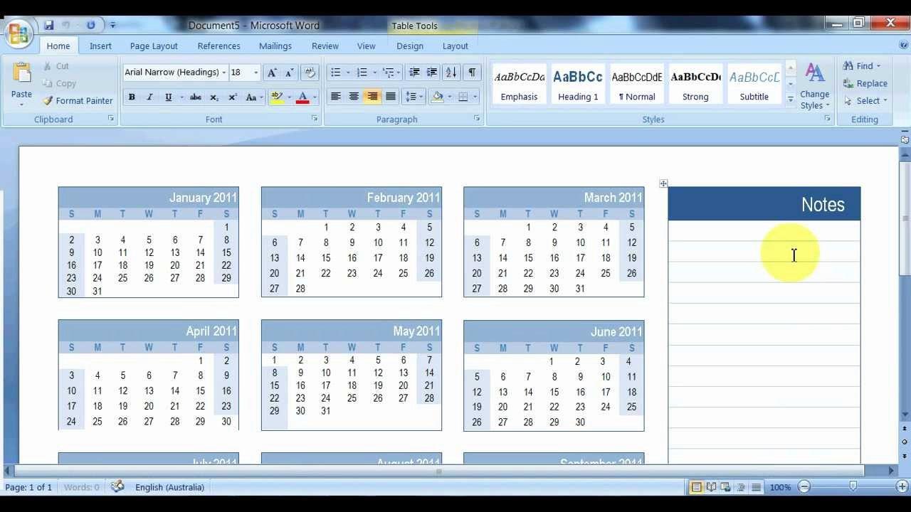 Create Calendar In Word Elegant How to Create A Calendar In Microsoft Word