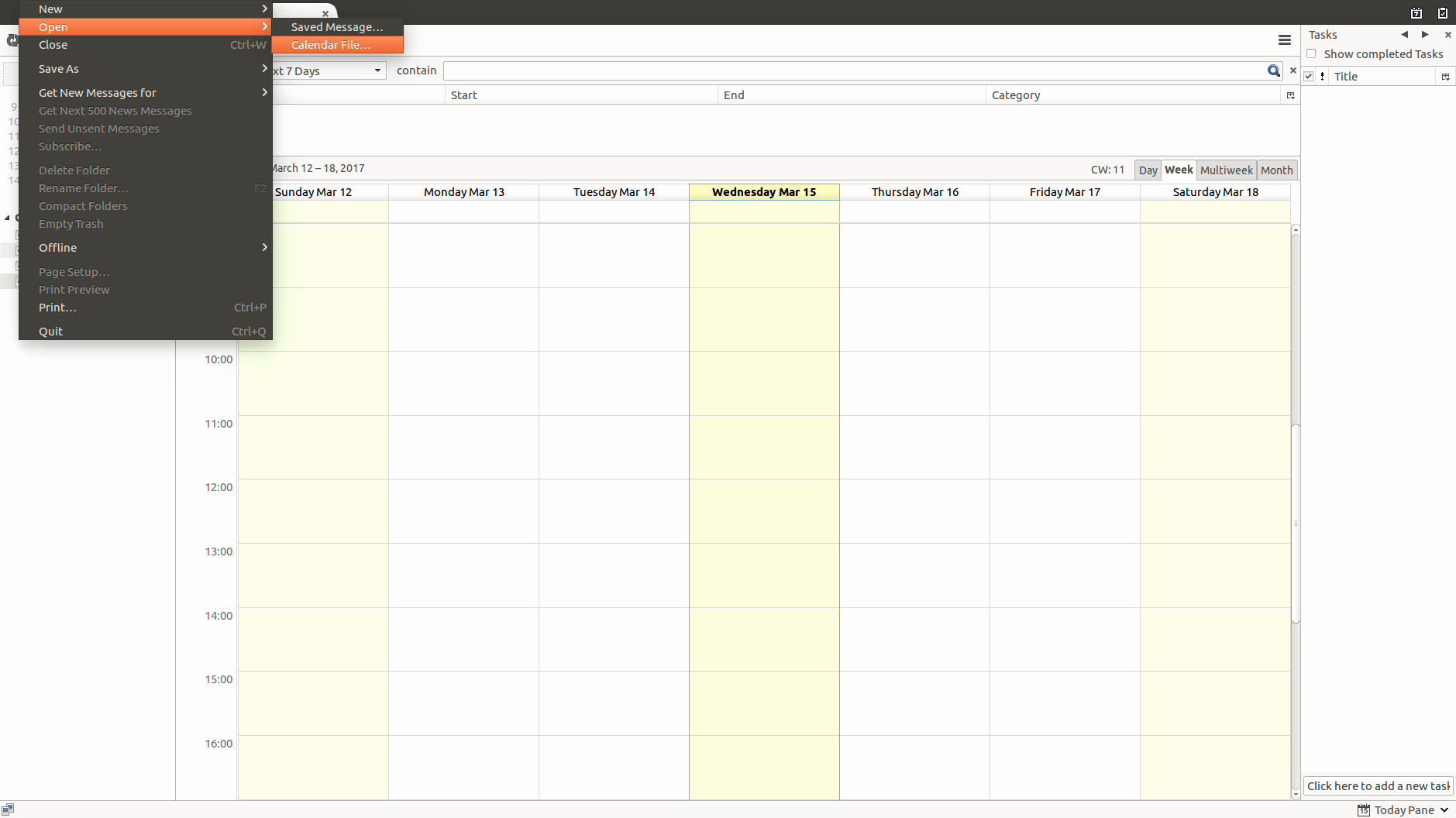 Create Calendar In Word Inspirational How to Use Python to Create An Icalendar File From A Word