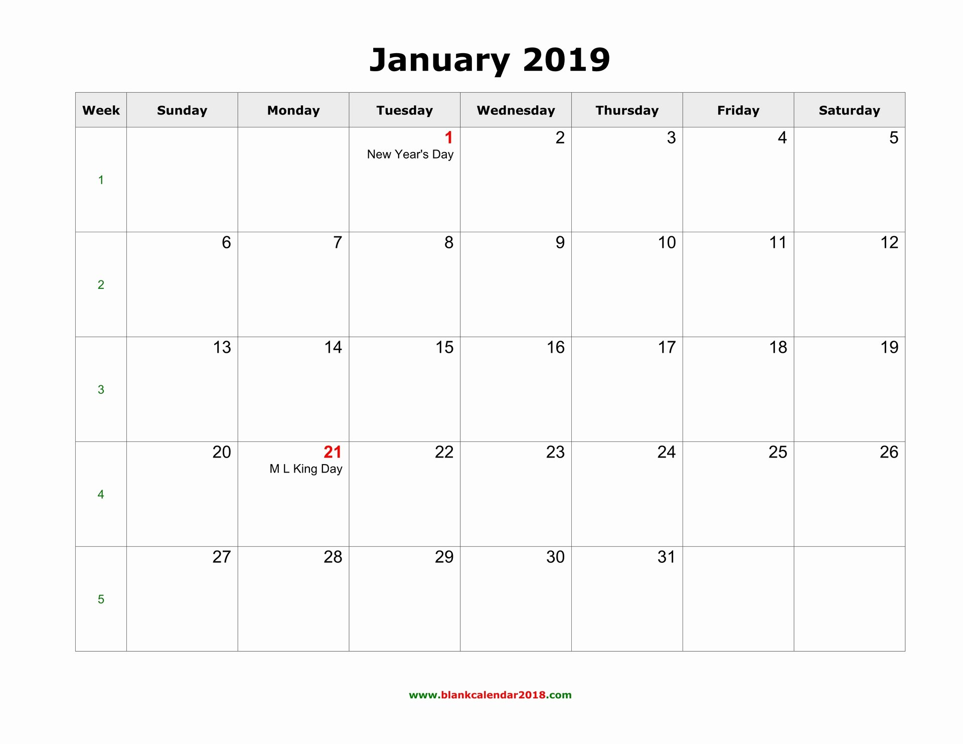 Create Calendar In Word New Blank Calendar 2019