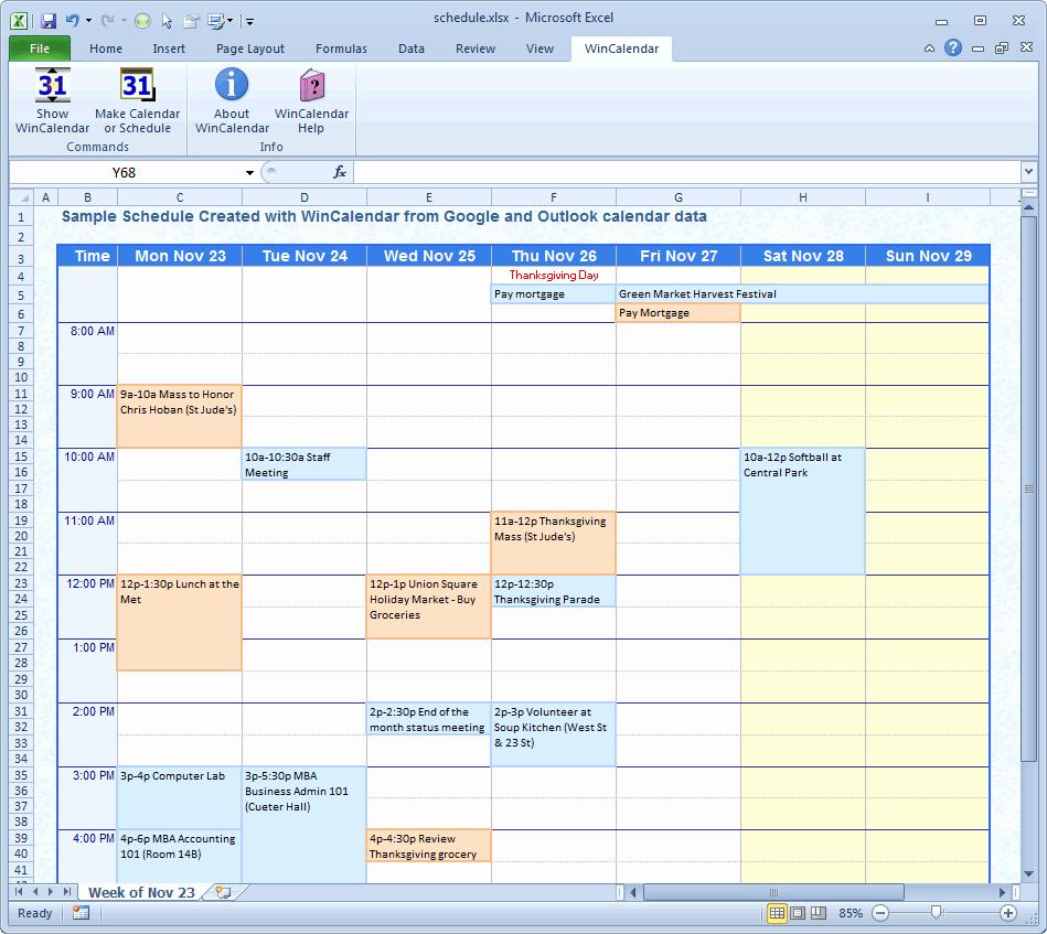 Create Calendar In Word New Wincalendar Excel Calendar Creator with Holidays