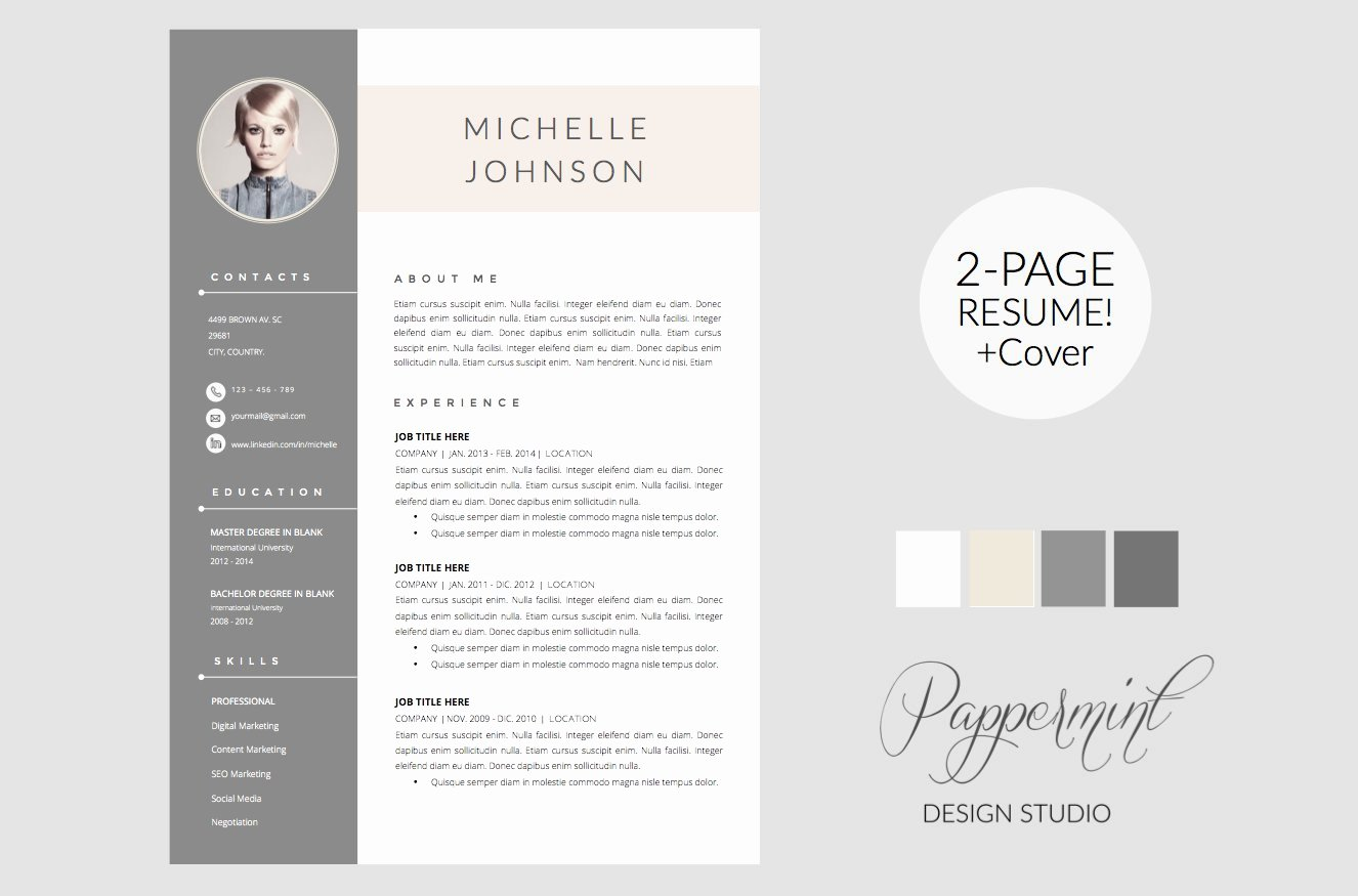 Creative Cover Letter Template Awesome Resume Template Cover Letter Word Cover Letter