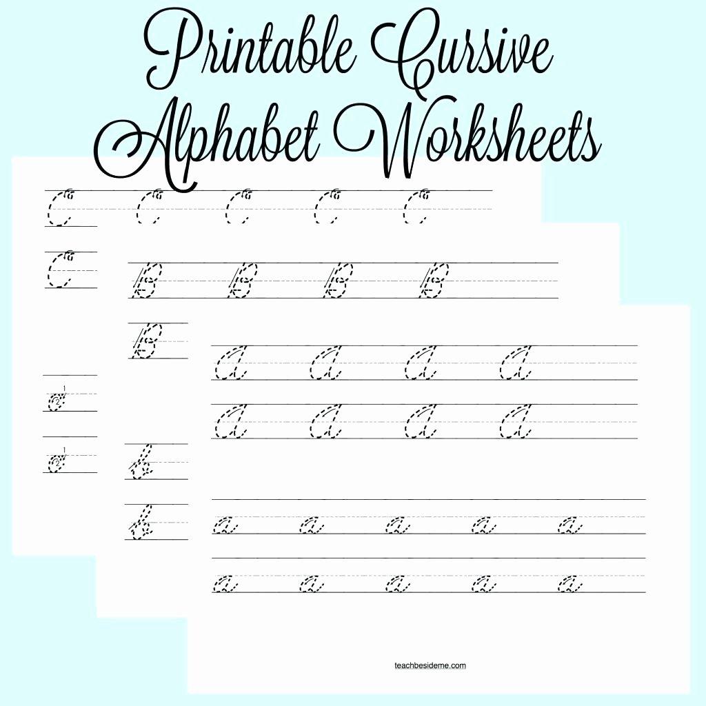 Cursive Writing Practice Pdf Elegant Cursive Writing Paper Blank Blank Cursive Writing Paper
