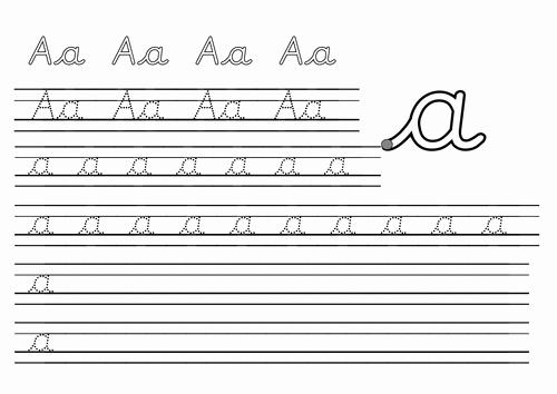 Cursive Writing Practice Pdf Elegant Pre Cursive Handwriting Sheets by Rach B
