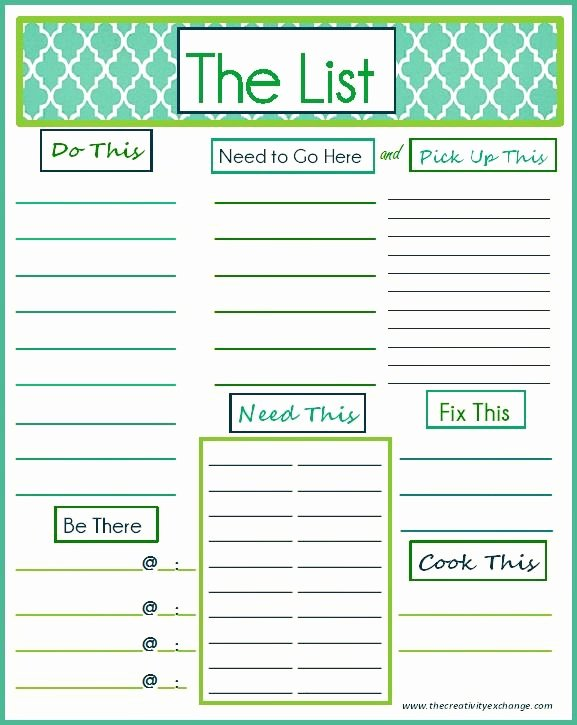 Daily to Do List Template Elegant 91 Best Images About Printable to Do List On Pinterest