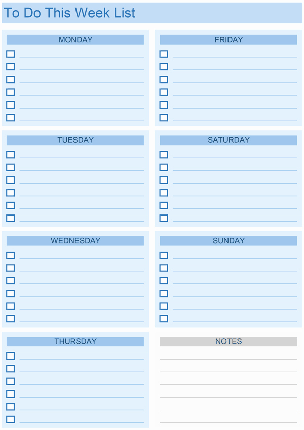 Daily to Do List Templates Fresh Daily to Do List Templates for Excel