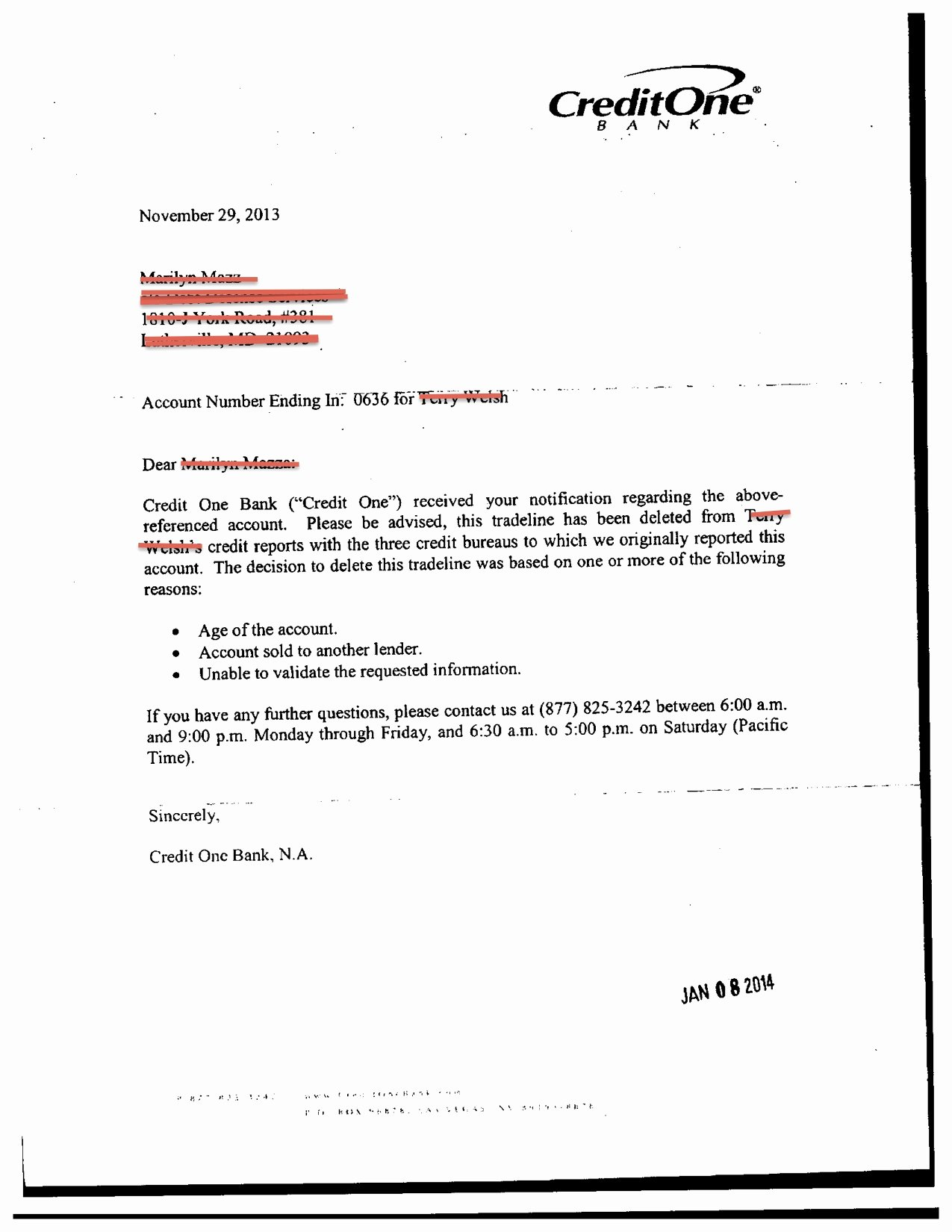 Debt Validation Letter Template Lovely Example Letters for Debt Settlement Validation & Credit