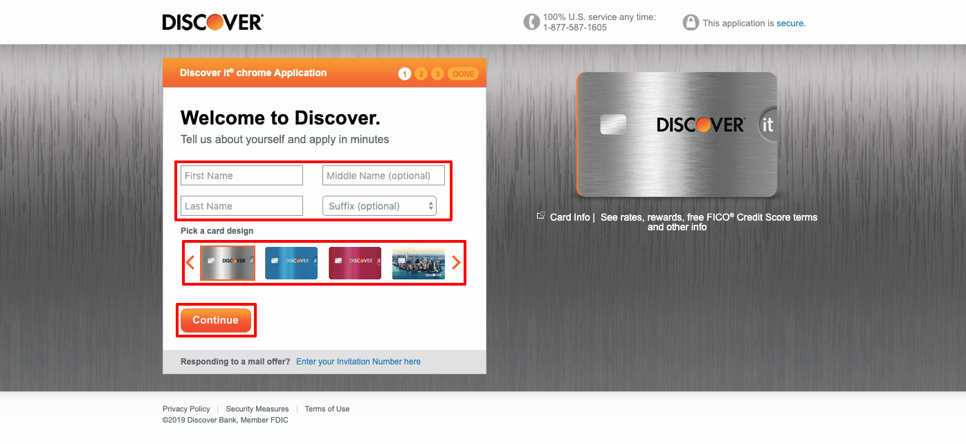 Discover Credit Card Designs New How to Apply for Discover Credit Cards